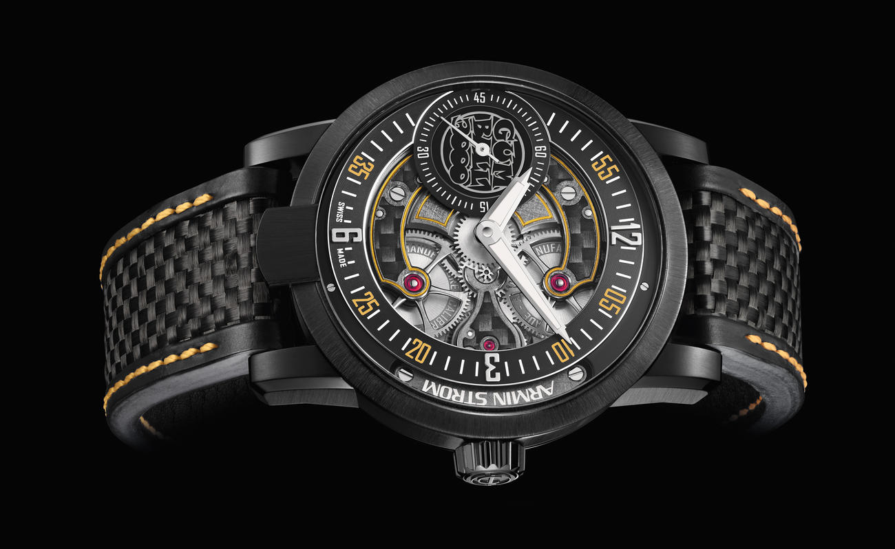 Baselworld 2015: Replica ARMIN STROM Tourbillon Double Barrel Gumball 3000 Watches