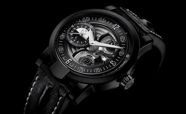 Baselworld 2014: Steel Replica ARMIN STROM Gravity Date Water Watch