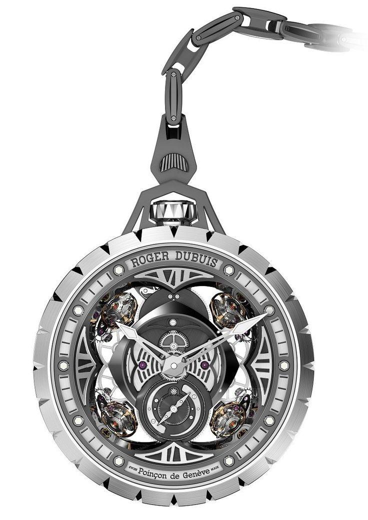 sime Unique Replica Pocket Watch