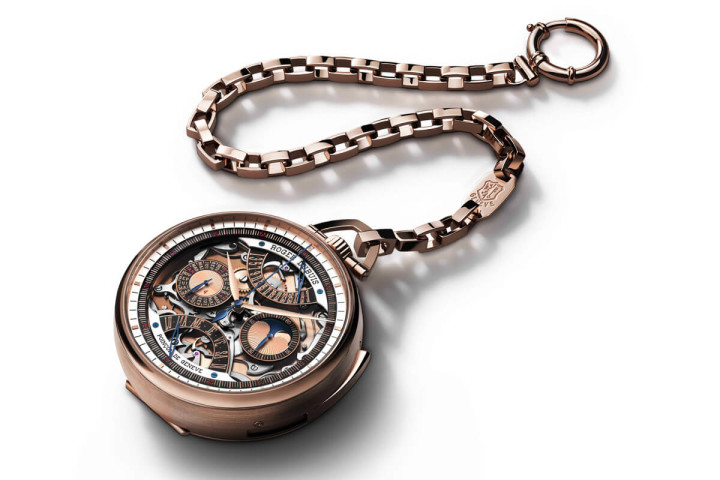 Introducing the Roger Dubuis Hommage Millesime Replica Pocket Watch