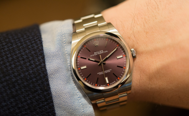 Rolex Replica Casual Watch Review — Rolex Oyster Perpetual 39mm