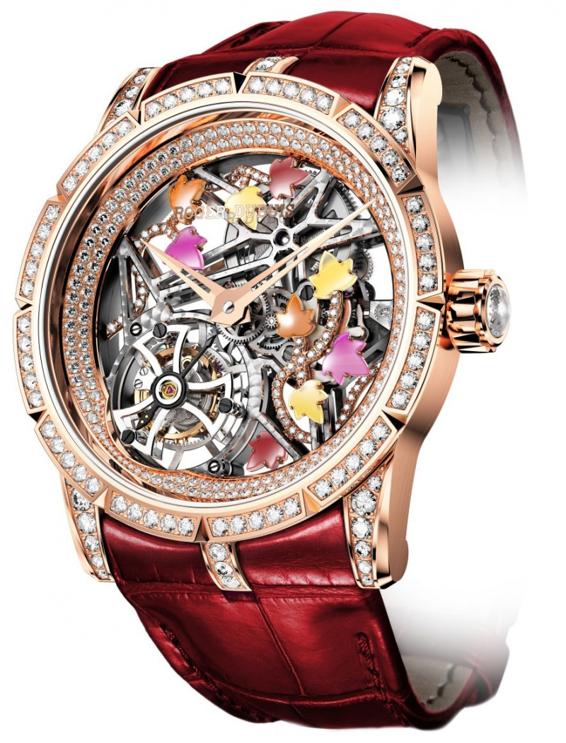 Reviewing Roger Dubuis Excalibur Broceliande Replica Watch