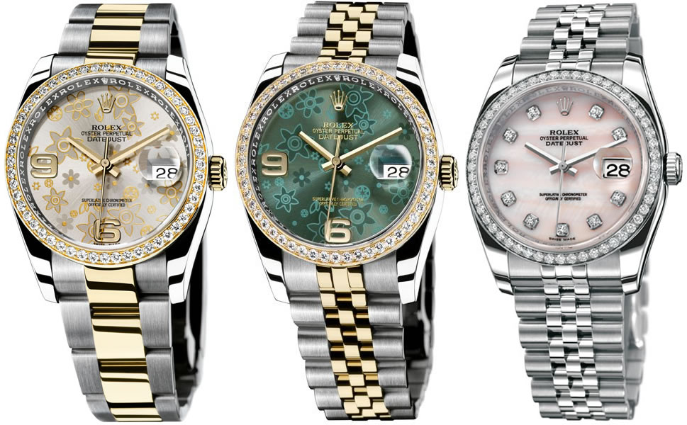 Rolex Oyster Perpetual Ladies' Datejust 36mm Replica