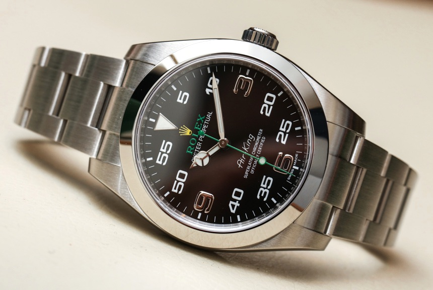 Introducing The Well Finished Rolex Air-King Replica Watch