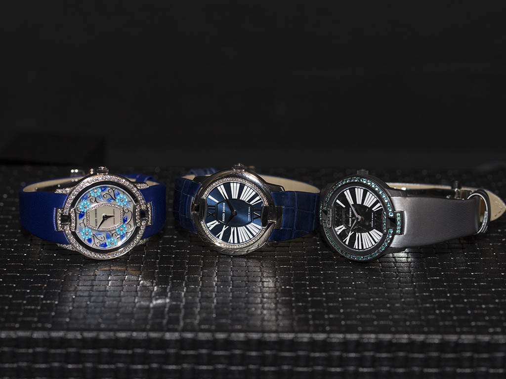 Introducing Roger Dubuis Velvet Lady's Replica Watch