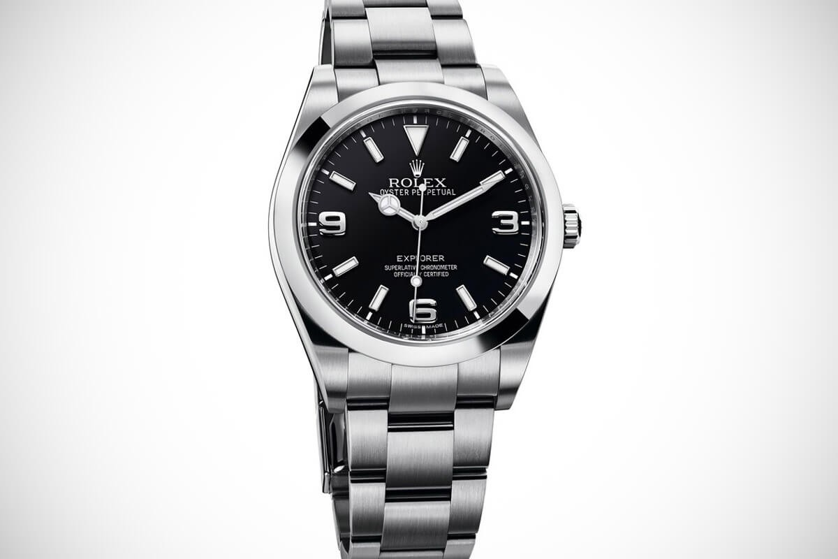 Introducing the 2016 Traditional Rolex Explorer Replica Watch, with new hands and new indexes