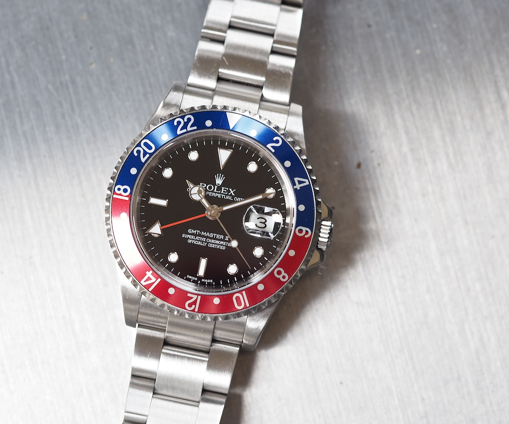 Closer Look At The Classic Rolex GMT-Master II Replica Watch