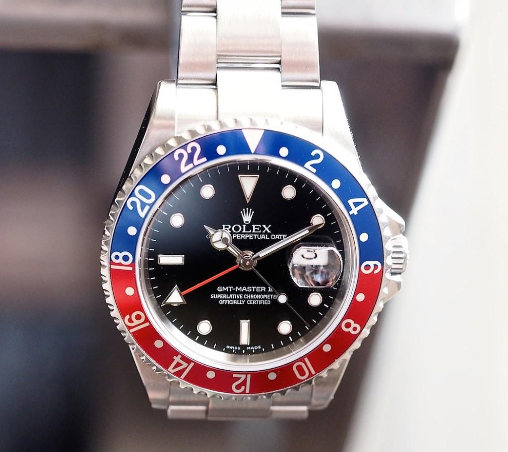 Rolex GMT-Master II replica