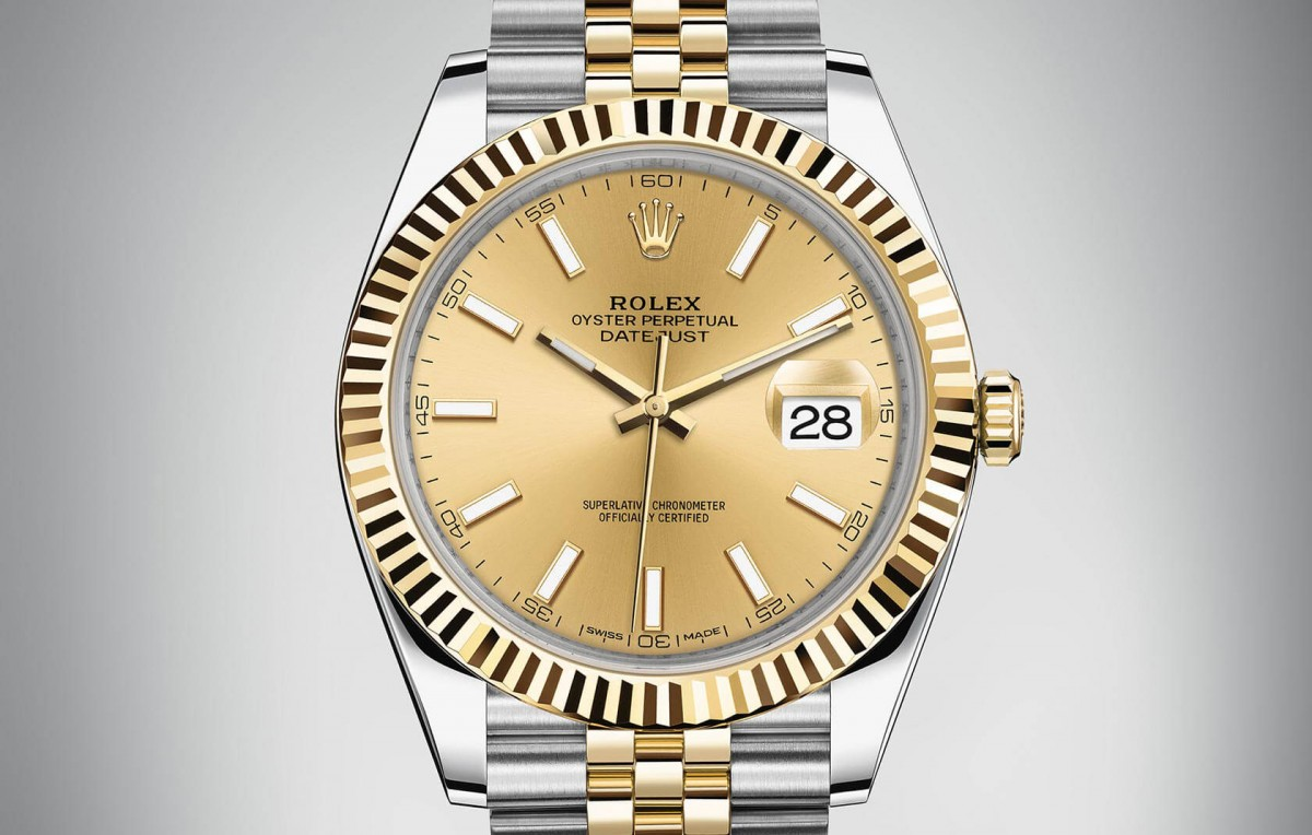 Up Close With The New And Classic Rolex Datejust 41 Replica Watch