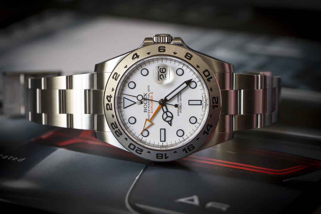 New Watch: The Classic, Charming And Popular Rolex Explorer II ref. 216570 Replica Watch Is On The Way