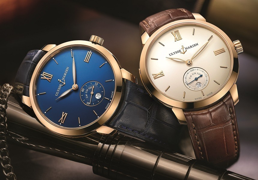 On Sale : Come To Look At The Distinguished, Typical And Chic Ulysse Nardin Classico Manufacture Replica Watch