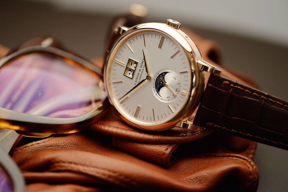 Meet The Latest Gorgeous A. Lange & Sohne Saxonia Moon Phase Replica Watch