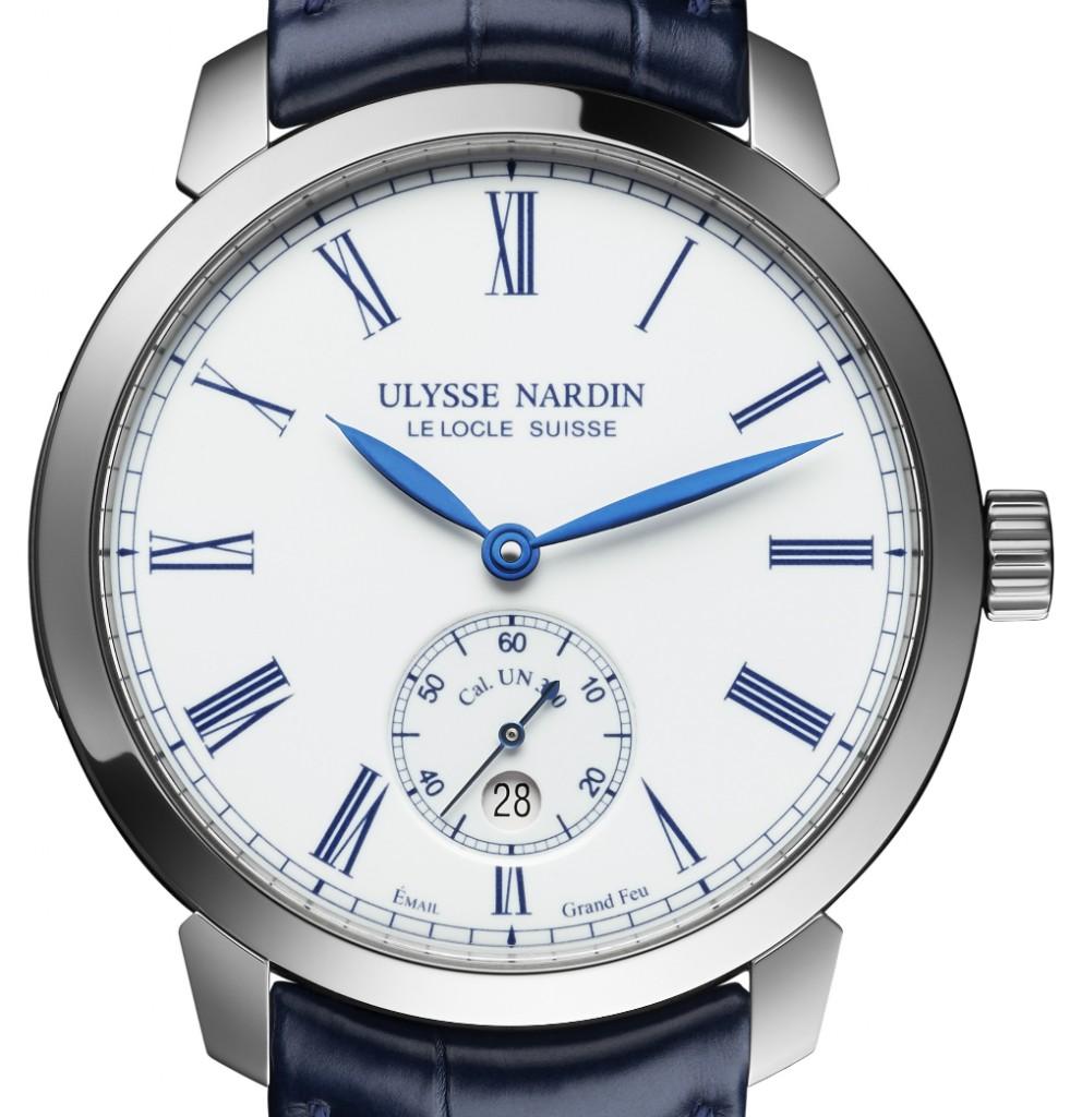 Ulysse Nardin Classico Manufacture 170th Anniversary Limited Edition replica