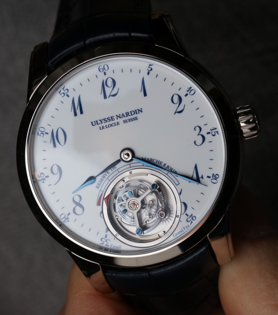 Ulysse Nardin Anchor Tourbillon replica