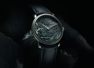 Blancpain Villeret Métiers d'Art The Great Wave Watch Replica