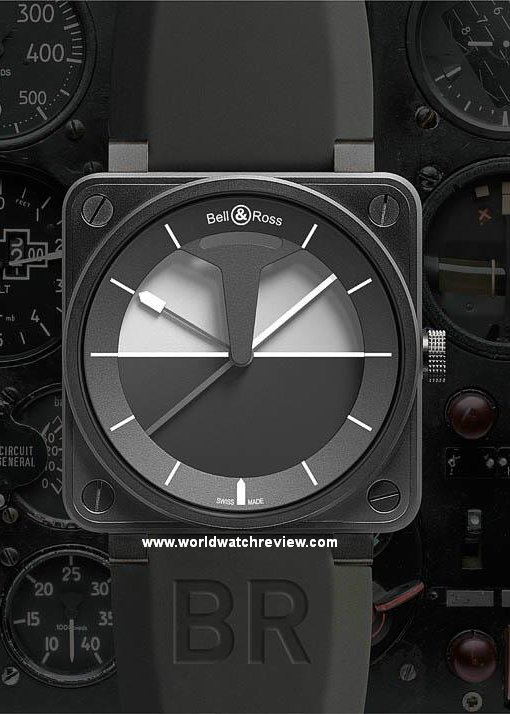 Bell & Ross BR 01 Horizon Automatic watch