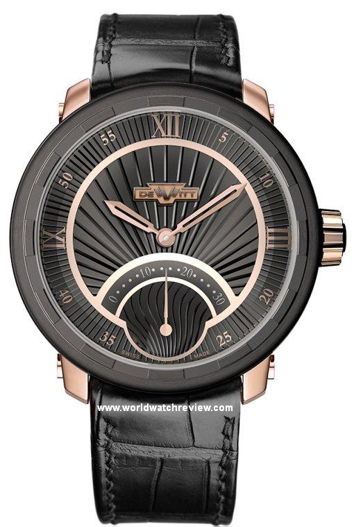 DeWitt Twenty-8-Eight Seconde Retrograde watch
