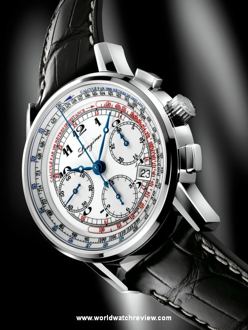Longines Tachymeter Automatic Chronograph watch replica