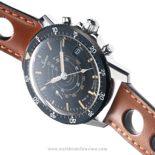 Sinn Tachymetric Chronograph Manufactum Edition replica