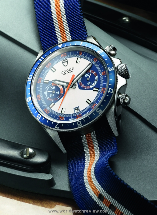 Reviewing The Perfect Tudor Heritage Chrono Blue Replica