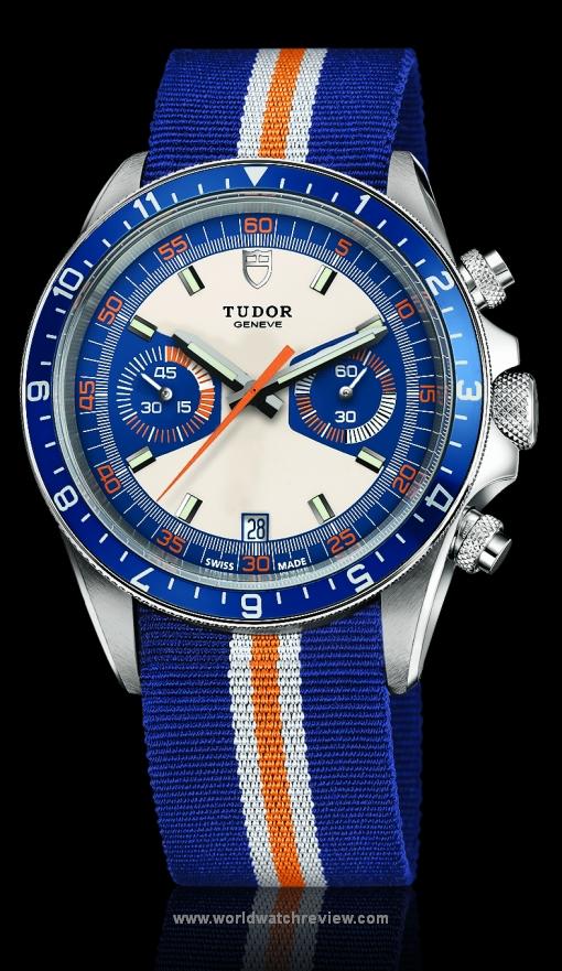 Tudor Heritage Chrono Blue Automatic watch replica
