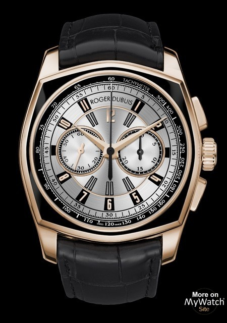 Roger Dubuis Chronographe La Monégasque watch replica