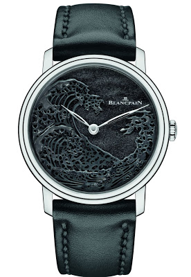Blancpain Métiers d'Arts The Great Wave watch replica