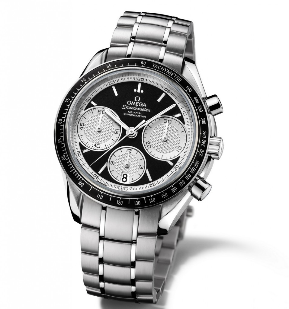 The Masculine Omega Speedmaster Racing Co-axial Chronograph Replica Watch