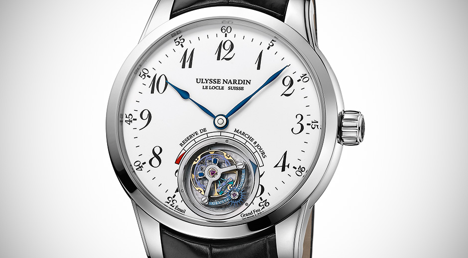photo of Ulysse Nardin Anchor Tourbillon replica