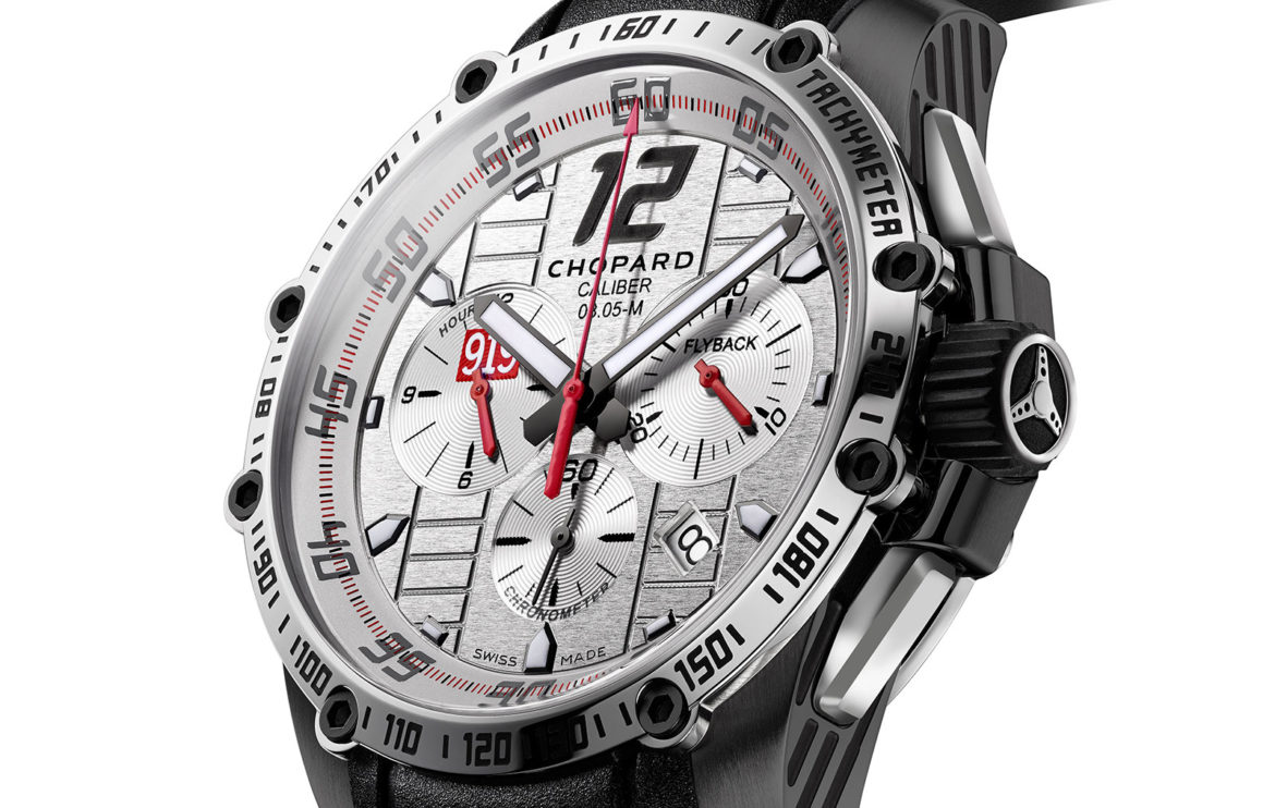 Review The Mens Chopard Superfast Chrono Porsche 919 Replica Edition