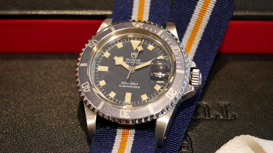 Vintage Tudor watch replica
