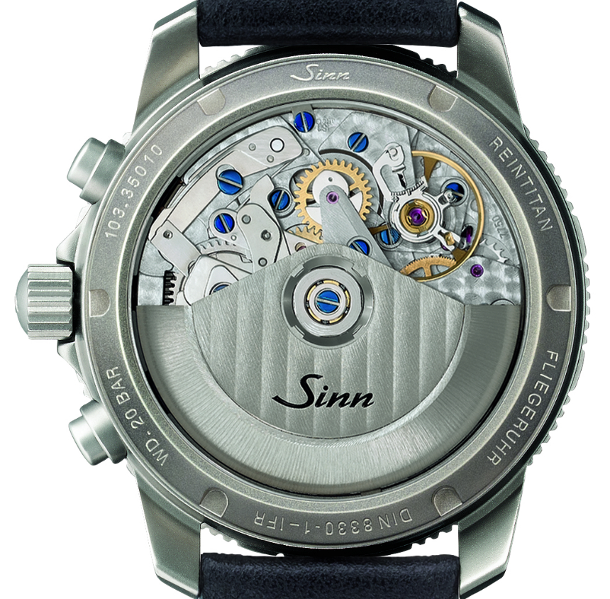 New Sinn Watches 6110 Replica DIN 8330 Certified Aviator Watches Watch Releases