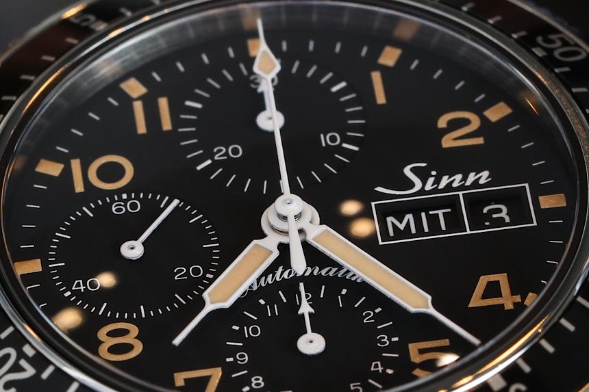 Sinn 103 St Sa E Watch Hands-On Hands-On