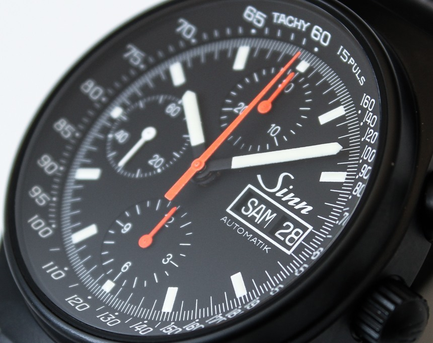 Sinn 144 St S Jubilee Anniversary Limited Edition Watch Hands-On Hands-On
