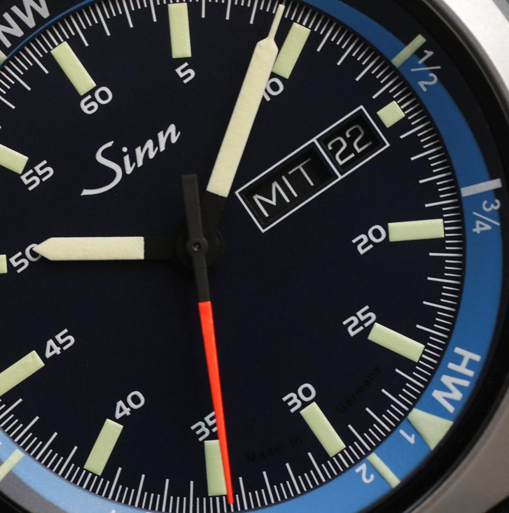 Sinn 240 St Gz Watch Hands-On Hands-On