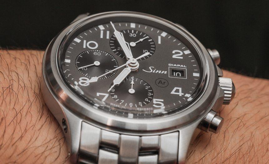 Sinn 358 DIAPAL Watch Hands-On Hands-On