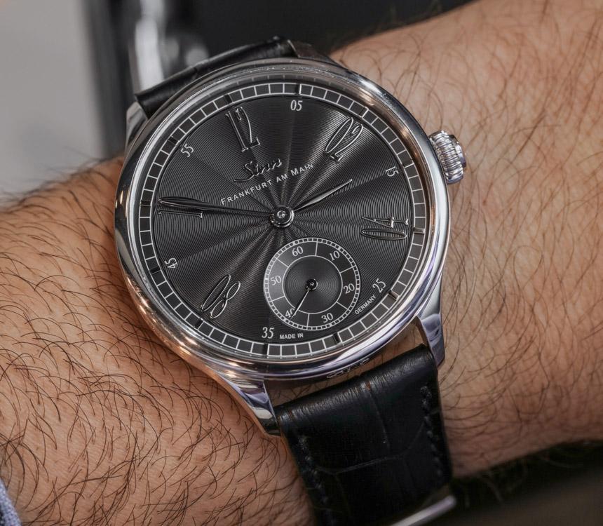 Sinn 6200 WG Meisterbund I Watch Hands-On Hands-On