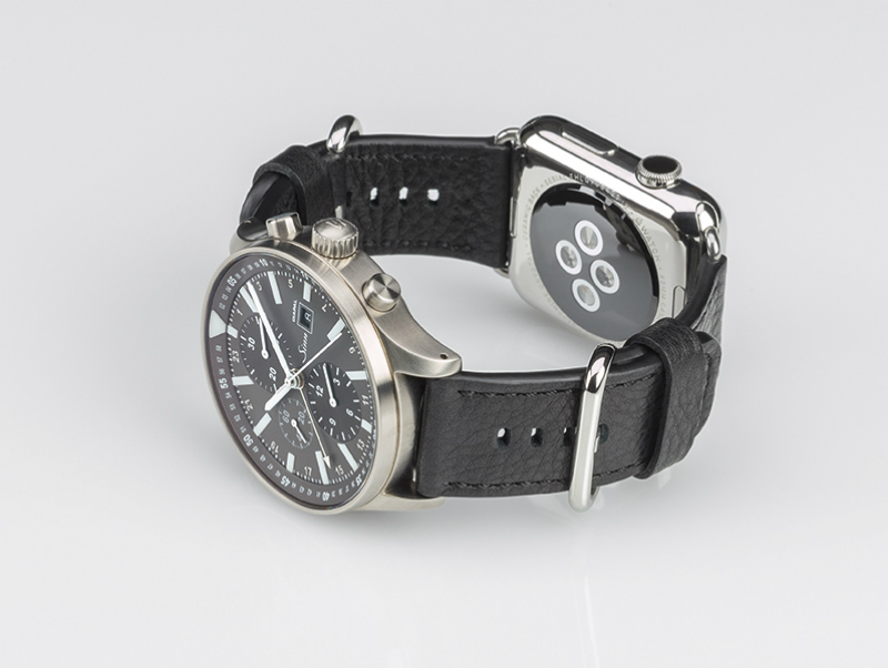Sinn Dual Strap System Allows Apple Watch & Latest Sinn Watches Replica Watch On The Same Wrist Luxury Items