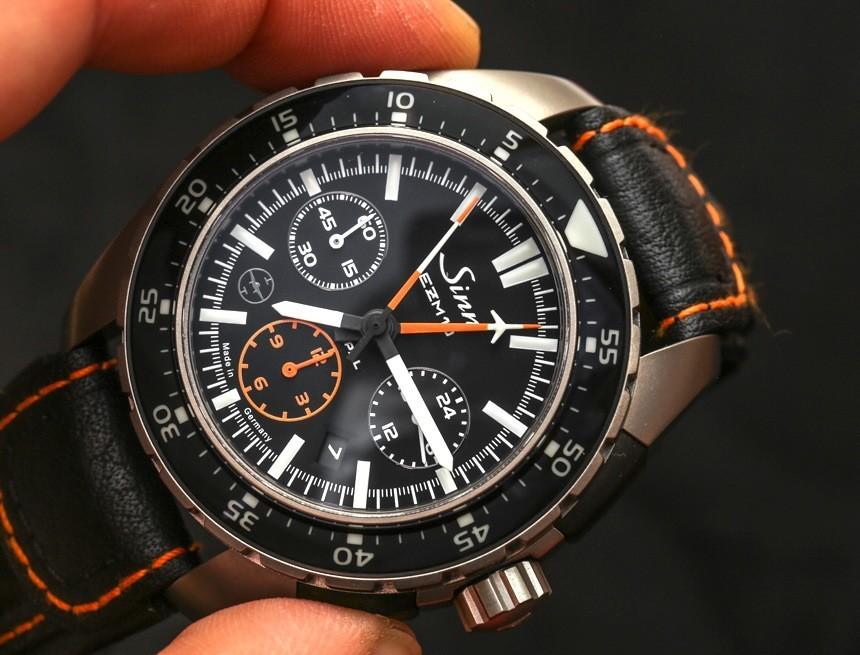 Sinn EZM 10 Watch Review Wrist Time Reviews