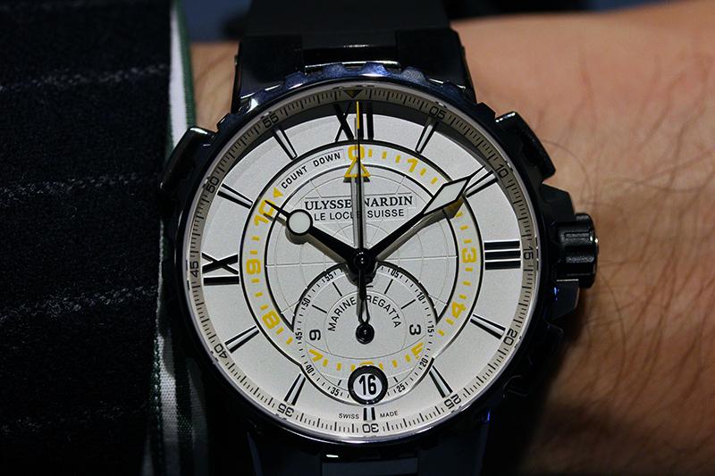 Typologie des chronographes