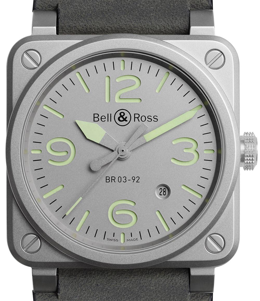 Bell & Ross BR 03-92 Horograph & Horolum Watches Watch Releases