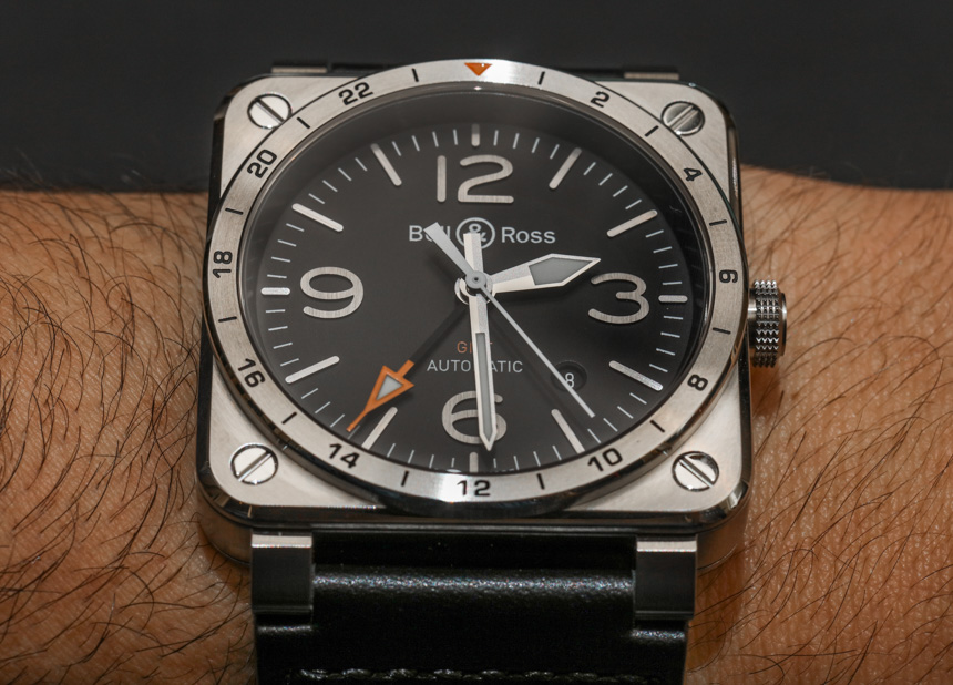 Bell & Ross BR 03-93 GMT Watch Hands-On Hands-On