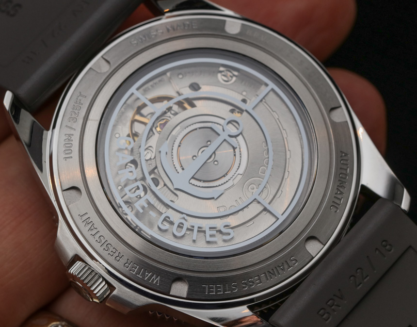 Bell & Ross V2-94 & V2-92 Garde-Côtes Watches Hands-On Hands-On