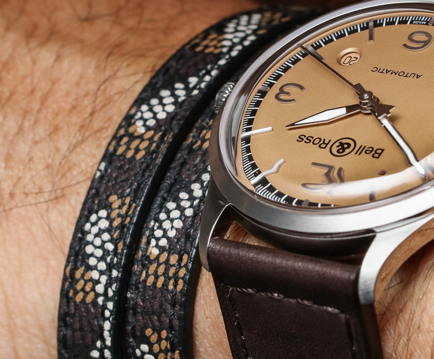Bell & Ross Vintage V1-92 & V2-94 Bellytanker Watches Hands-On Hands-On