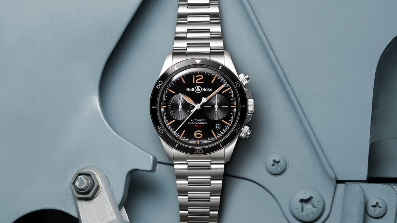 Bell & Ross Vintage BR V2 Steel Heritage Watches Watch Releases