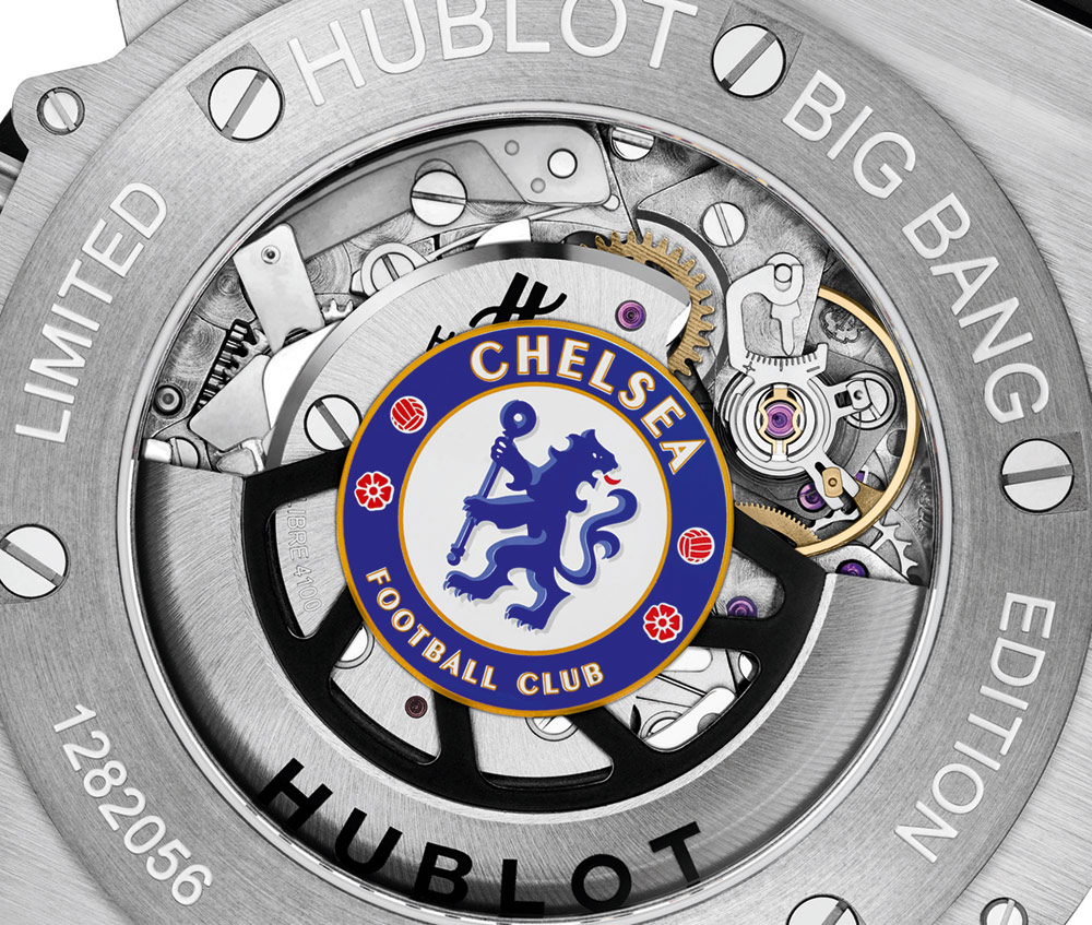 Hublot Big Bang Chelsea FC Watch Watch Releases