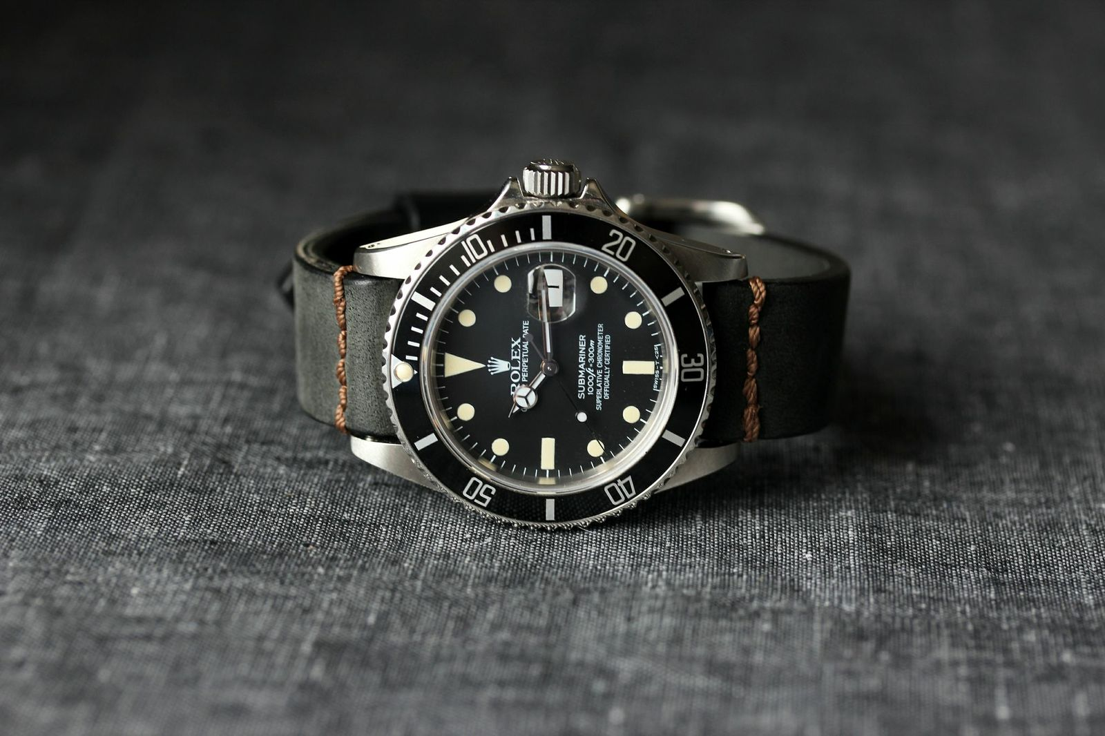 Rolex Submariner 1680 replica