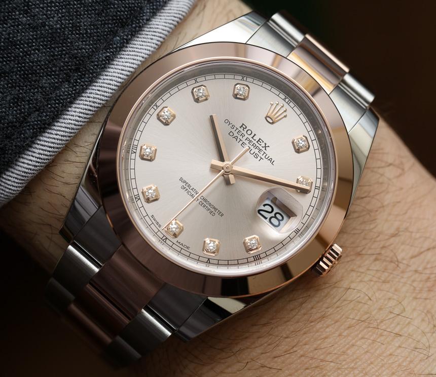 Rolex Datejust 41 Two Tone Replica