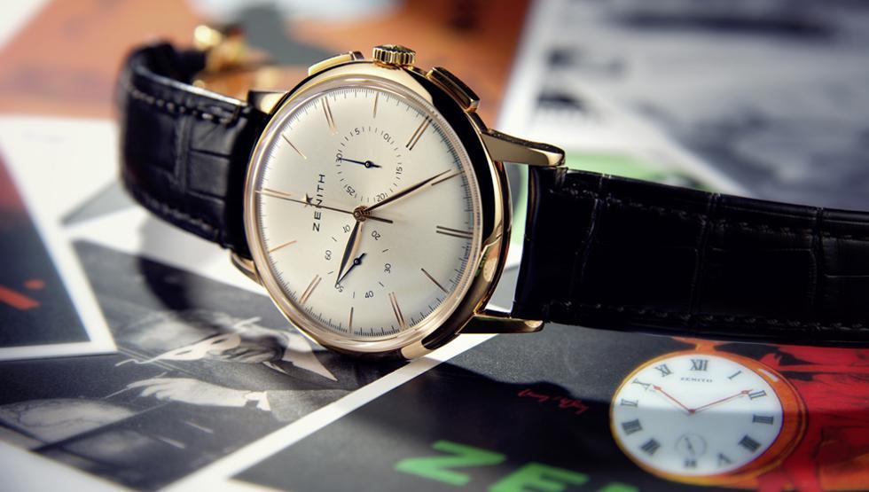 Zenith Elite Chronograph Classic replica