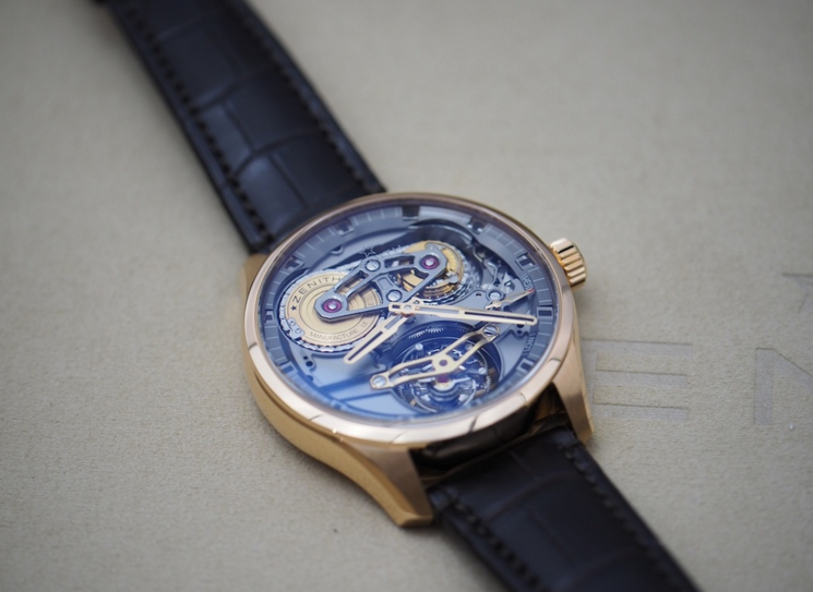 Zenith Academy Tourbillon Georges Favre-Jacot replica